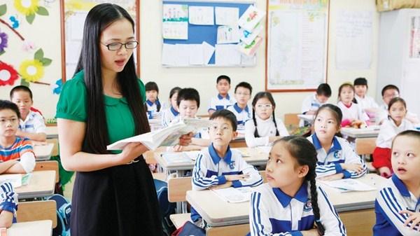 chương trình đào tạo ngành sư phạm tiểu học