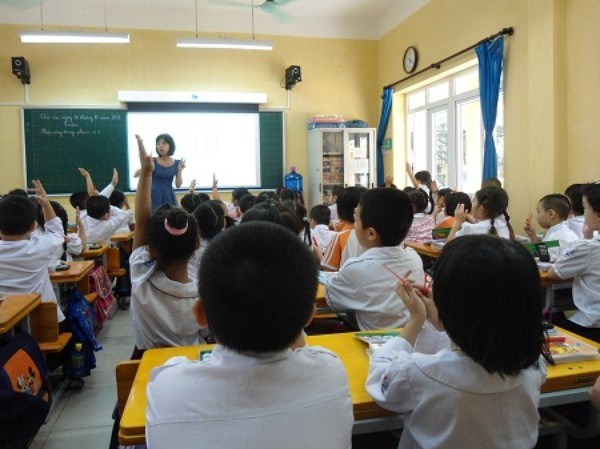 chương trình khung trung cấp sư phạm tiểu học