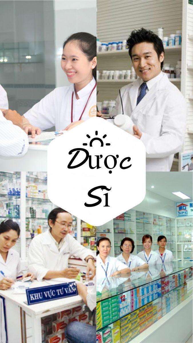 Trung cấp dược sĩ chính quy