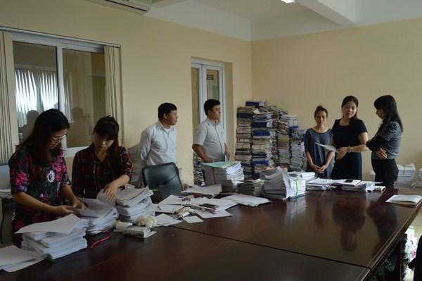 đào tạo công tác văn thư lưu trữ