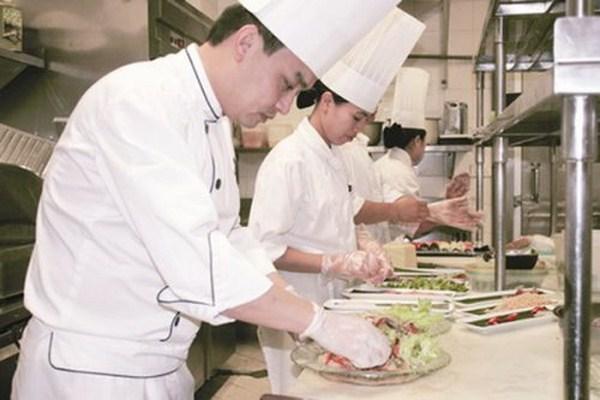 học nấu ăn ở đâu