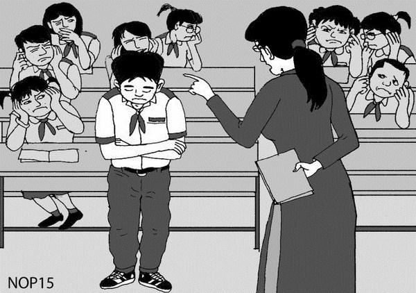 Tình huống sư phạm tiểu học và cách giải quyết